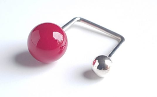 ring-assy-murano-red-Ø10-silverØ6-vue1